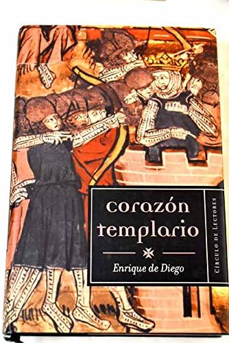 Corazón templario: Diego, Enrique De