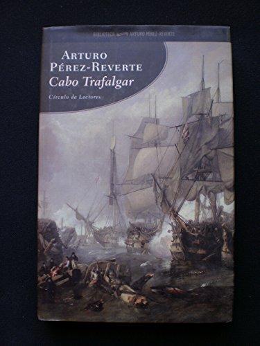 9788467211757: Cabo Trafalgar. Un Relato Naval