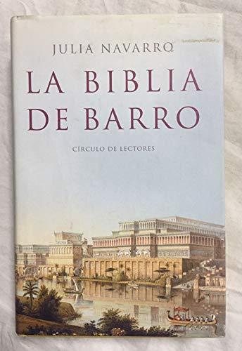 9788467212853: La biblia de barro
