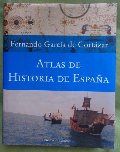 9788467214369: Atlas de historia de España