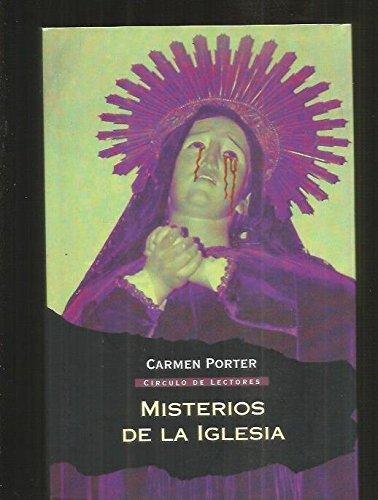 9788467215212: Misterios De La Iglesia