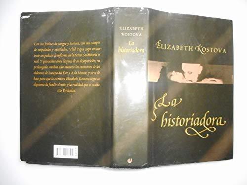La Historiadora: Elizabeth Kostova