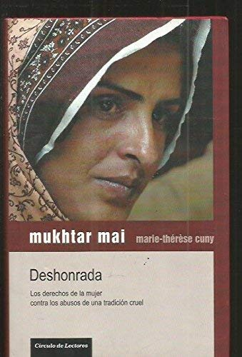 DESHONRADA MUKHTAR MAI EBOOK