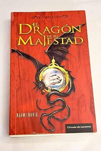El dragón de su majestad: Naomi Novik