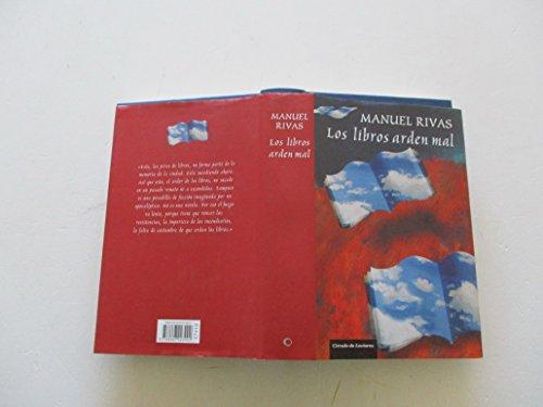 9788467223002: Los Libros Arden Mal
