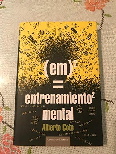 9788467225945: Entrenamiento Mental