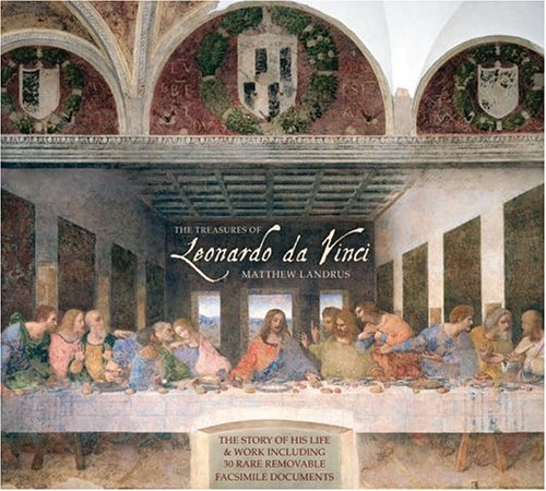 9788467226621: The Treasures of Leonardo da Vinci