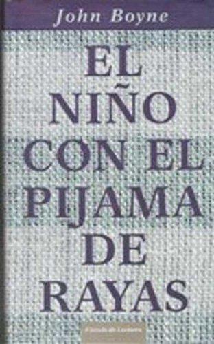 9788467229479: El niño con el pijama de rayas
