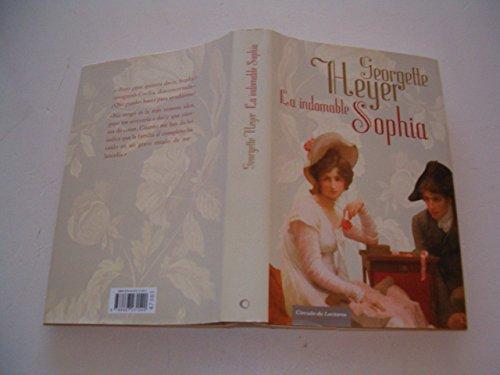 9788467231540: La indomable Sophia