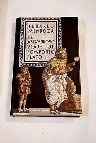 9788467231618: El asombroso viaje de Pomponio Flato
