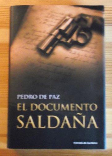 9788467233520: El Documento Saldaña