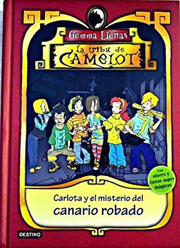 9788467235692: Carlota Y El Misterio Del Canario Robado