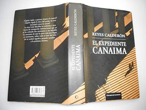 9788467236033: El Expediente Canaima