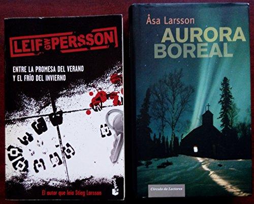 Aurora Boreal: Äsa Larsson