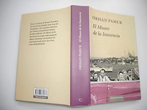 9788467236828: El Museo De La Inocencia