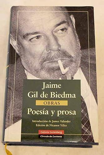 9788467237030: Obras: Poesia y Prosa