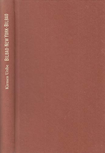 9788467239225: Bilbao-New York-Bilbao