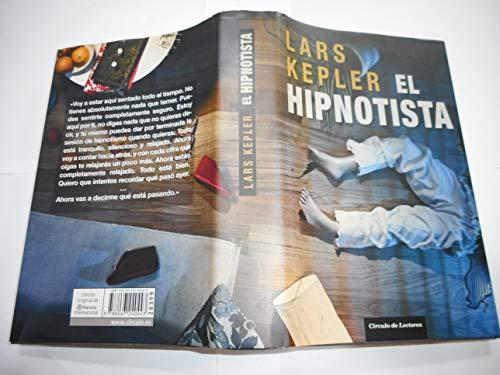 9788467240443: El Hipnotista
