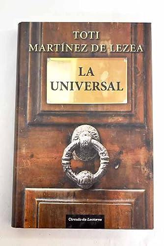 9788467242690: La Universal