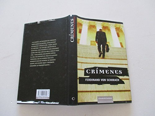 9788467242799: Crímenes