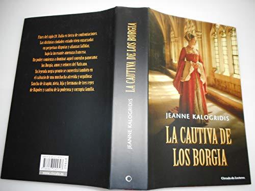 9788467245707: La Cautiva De Los Borgia