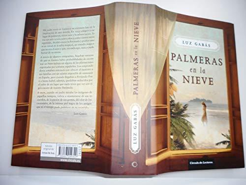 9788467249309: Palmeras En La Nieve