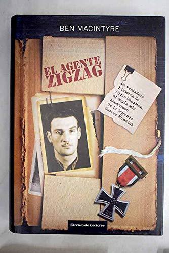 9788467251319: El Agente Zigzag