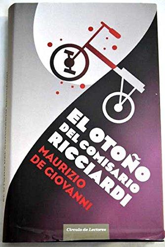 9788467256475: El Otoño Del Comisario Ricciardi