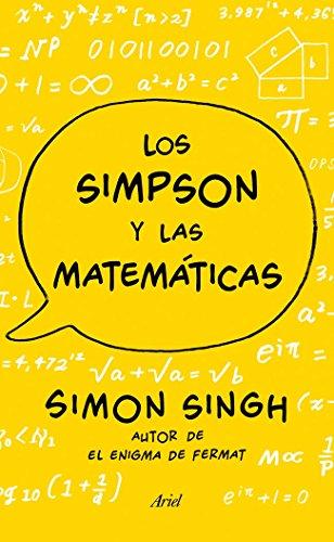 9788467259100: Los Simpson Y Las Matemáticas