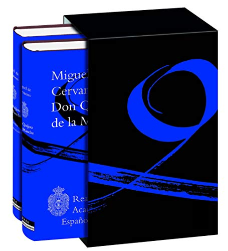 Don Quijote De La Mancha (Real Academia: Miguel de Cervantes