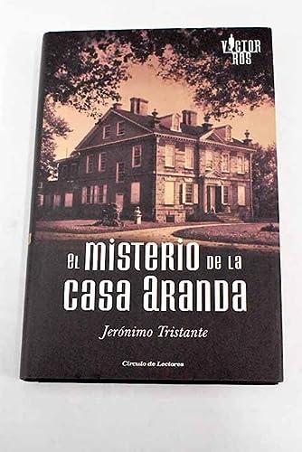 9788467264227: El misterio de la casa Aranda