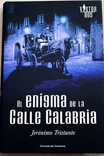 9788467264241: El enigma de la calle Calabria