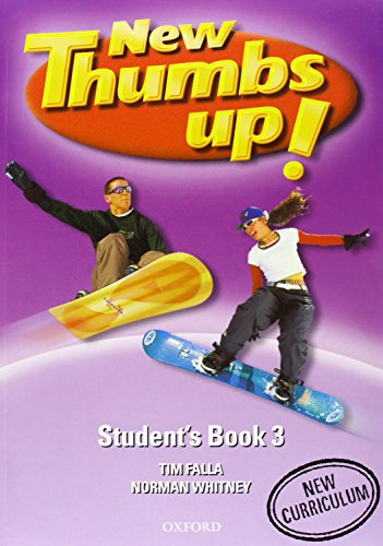 9788467303759: Thumbs Up 3: Student's Book Pack New Edition (Thumbs Up Second Edition) - 9788467303759