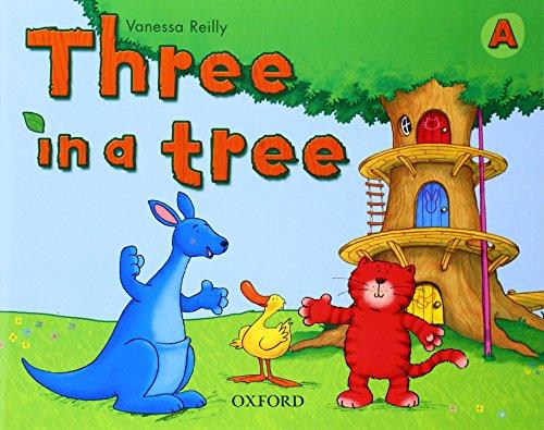 9788467308051: Three in a tree a class book pack - 9788467308051