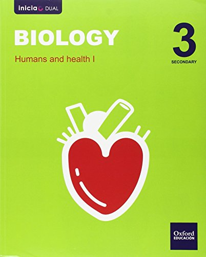 BIOLOGY AND GEOLOGY 3.º ESO INICIA DUAL: VARIOS AUTORES