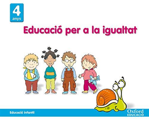 9788467317992: Infantil 4 años ed valores ed. igualdad (val) (Educ. en valores) - 9788467317992