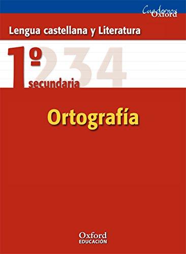 9788467323078: Cuad oxford len y lit 1ºeso ortografia