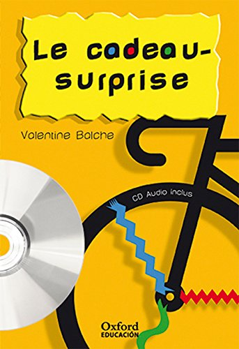 9788467323405: Le cadeau-surprise. Pack (Lecture + CD-Audio) (Lectures Faciles) - 9788467323405