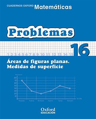 9788467324792: Matemáticas 1º Primaria Cuadernos de Problemas 16 (Cuadernos de Matemáticas Primaria) - 9788467324792