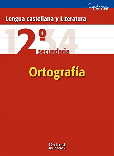 Cuad oxford len y lit 2ºeso ortografía (8467325313) by Oxford University Press