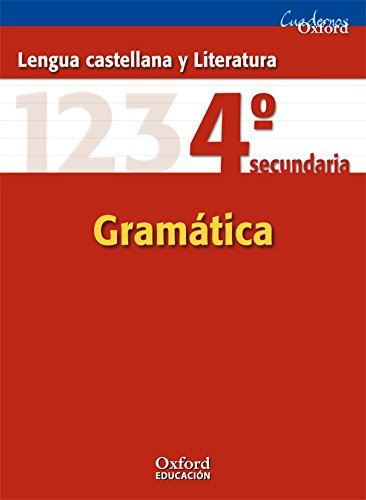 Cuad oxford len y lit 4ºeso gramatica (8467325461) by Oxford University Press