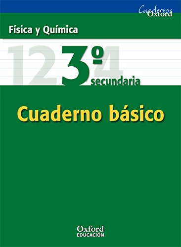 9788467331271: Cuaderno Oxford F?sica y Qu?mica 3 ? ESO basico
