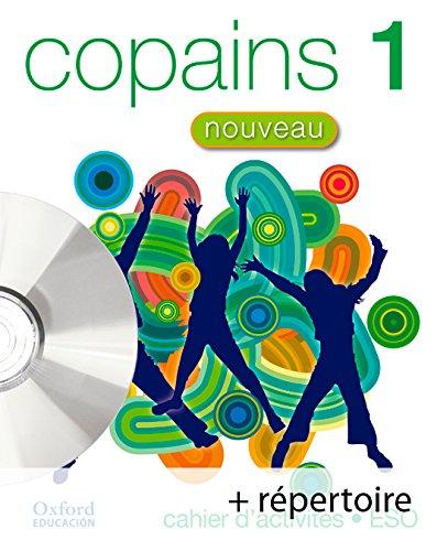 9788467335163: Pack Copains Nouveau 1.º Cahier D'Activités + Répertoire + CD-Multirom - 9788467335163