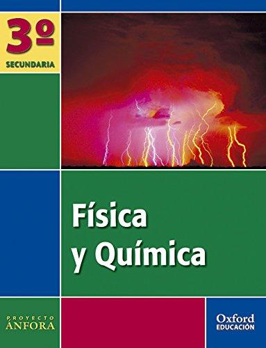 9788467336405: F�sica y Qu�mica 3� ESO �nfora. Pack (Libro del Alumno + Cuaderno)