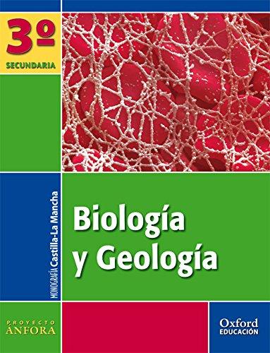 9788467337013: Biología y Geología 3º ESO Ánfora (Castilla-La Mancha). Pack (Libro del Alumno + Cuaderno + Monografía) - 9788467337013