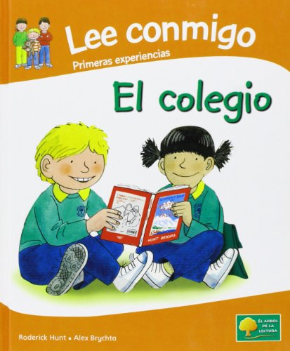 9788467337983: El Colegio (Lee Conmigo)