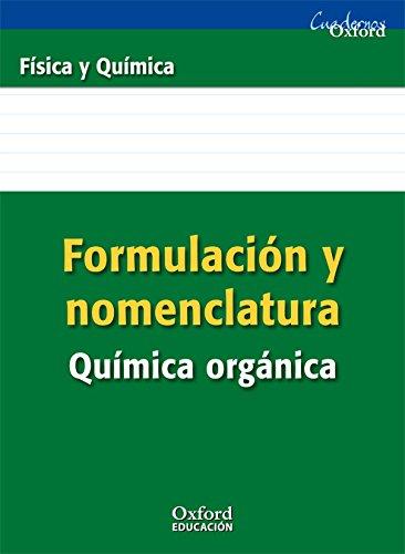 9788467338898: Cuad oxford fis y quim for organica