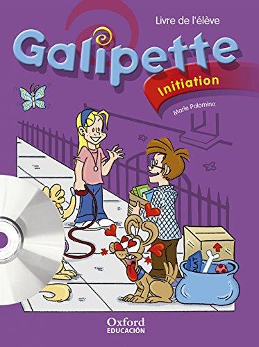 9788467341409: Galipette Initiation. Pack (Livre de l'Élève + Multi-ROM) - 9788467341409
