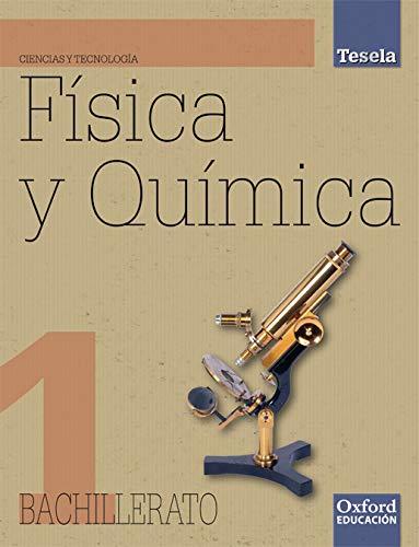 9788467343311: Física y Química 1º Bachillerato Tesela. Pack (Libro del Alumno + CD) - 9788467343311