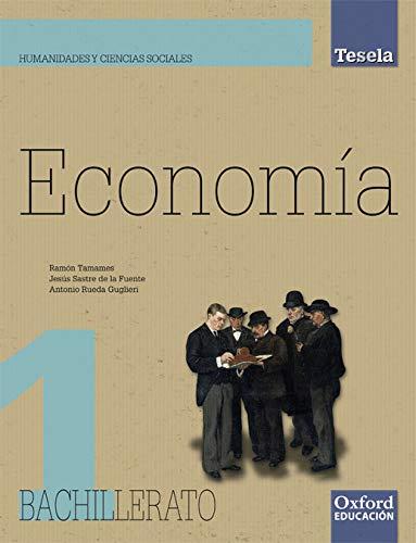 9788467343472: Proyecto Tesela, economía, 1 Bachillerato